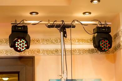 Movinghead прожектори - beam